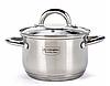 Набор посуды Edenberg EB-4001 кастрюли и сковорода из 6 предметов, фото 3