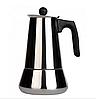 Гейзерная кофеварка Edenberg EB-1807 из нержавеющей стали | турка Эденберг