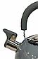 Чайник со свистком Benson BN-718 (2 л) серый из нержавеющей стали, нейлоновая ручка | чайник Бенсон, Бэнсон, фото 2