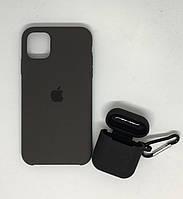 Чехол защитный на IPhone 11 силикон
