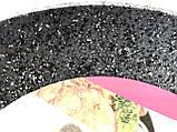 Сковорода Benson BN-534 (24 см) антипригарное гранитное покрытие, SOFT TOUCH   сковородка Бенсон, Бэнсон, фото 3