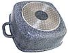 Кастрюля казан Edenberg EB-3974 с гранитным покрытием 5,5 л, фото 3