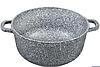 Каструля казан Edenberg EB-3980 з гранітним покриттям 6,5 л, фото 2