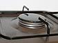 Газова плита DOMOTEC MS-6601 коричнева 1кф   газплити таганок настільна, фото 4