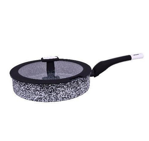 Сковорода Edenberg EB-3325 з антипригарним гранітним покриттям 3,8 л
