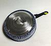 Сковорода Edenberg EB-3325 з антипригарним гранітним покриттям 3,8 л, фото 3
