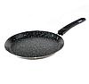 Сковорода млинна Edenberg EB-3386 з мармуровим антипригарним покриттям 24 см, фото 2