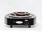 Электроплита Лемира ЭПТ 1-1,0 220В узкий ТЭН | электрическая плита настольная, фото 3