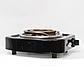 Электроплита Лемира ЭПТ 1-1,0 220В узкий ТЭН | электрическая плита настольная, фото 4