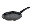 Сковорода блинная Edenberg EB-3396 с антипригарным мраморным покрытием 24 см индукционное дно, фото 2