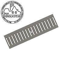 Решетка водоприемная Basic РВ-10.14.50-К-штампованная стальная оцинкованная 20151