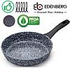 Сковорода Edenberg EB-3435 з антипригарним гранітним покриттям 28 см, фото 2