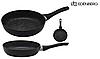 Сковорода Edenberg EB-3425 с антипригарным мраморным покрытием 28 см, фото 4