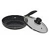 Сковорода Edenberg EB-766 с антипригарным мраморным покрытием 24 см, фото 3