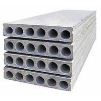Пустотная плита перекрытия ПК 50-12-12.5 (5 м) Ковальская, фото 1