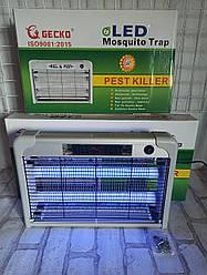 УФ-лампа от комаров и насекомых BK-L12 (380x55х255mm) 2ВТ
