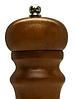 Мельница соль/перец Benson BN-932 дерево | емкость для специй Бенсон | солонка, перечница Бэнсон