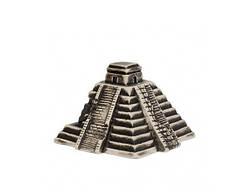 Декорація для акваріума Природа Піраміда Майя 11.5х11х8 см