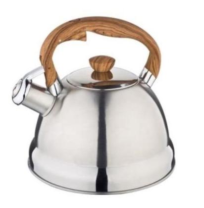 Чайник Edenberg EB-1988 со свистком из нержавеющей стали 2 л | Свистящий металлический чайник