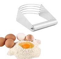 Тесторезка ручная Benson BN-948 металлическая | лапшерезка ручная Бенсон | нож для теста Бэнсон, фото 1