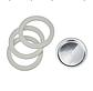 Прокладка для кофеварки Frico FRU-441B кольцо | Силиконовые диски и фильтр в кофеварку на 6 чашек, фото 2