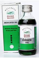 Массажное масло Snake Brand