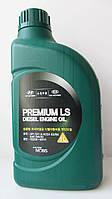 Моторное масло Hyundai Kia Premium LS Diesel 5W30 API CH-4 (05200-00111) 1л.