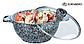 Кастрюля казан Edenberg EB-3958 с гранитным покрытием 4,6 л, фото 4