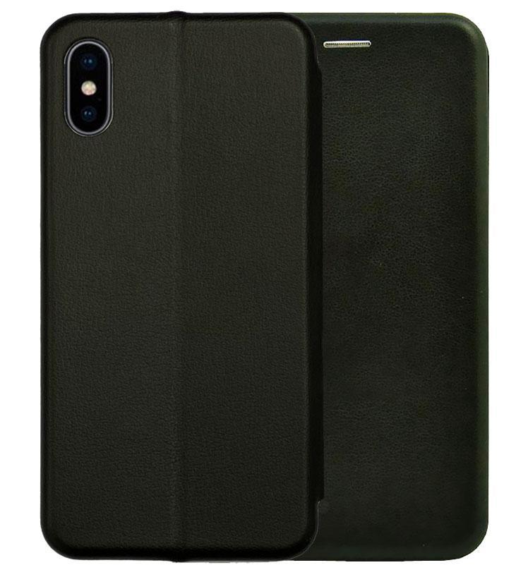 Чехол-книжка Primolux Besus для Apple iPhone Xs Max - Black