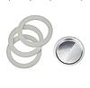 Прокладка для кофеварки Frico FRU-441B кольцо | Силиконовые диски и фильтр в кофеварку на 6 чашек