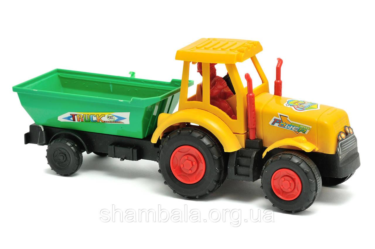 "Трактор Truck ""Wind Speed Power"" (065830)"