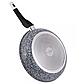 Сковорода Edenberg EB-9168 з двостороннім гранітним покриттям 28 см, фото 4