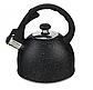 Чайник Edenberg EB-1973 со свистком из нержавеющей стали 1,5 л индукция | Свистящий металлический чайник, фото 4