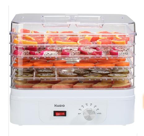 Сушилка для овощей и фруктов MAGIO 352МG электрическая | сушка для сухофруктов