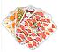 Сушилка для овощей и фруктов MAGIO 352МG электрическая | сушка для сухофруктов, фото 3