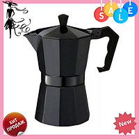 Гейзерная кофеварка Edenberg EB-1817 на 9 чашек | турка Эденберг, фото 1