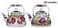 Чайник Edenberg EB-3358 эмалированный с рисунком 4 л, фото 2