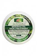 Маска для лечения волос с маслом моринги