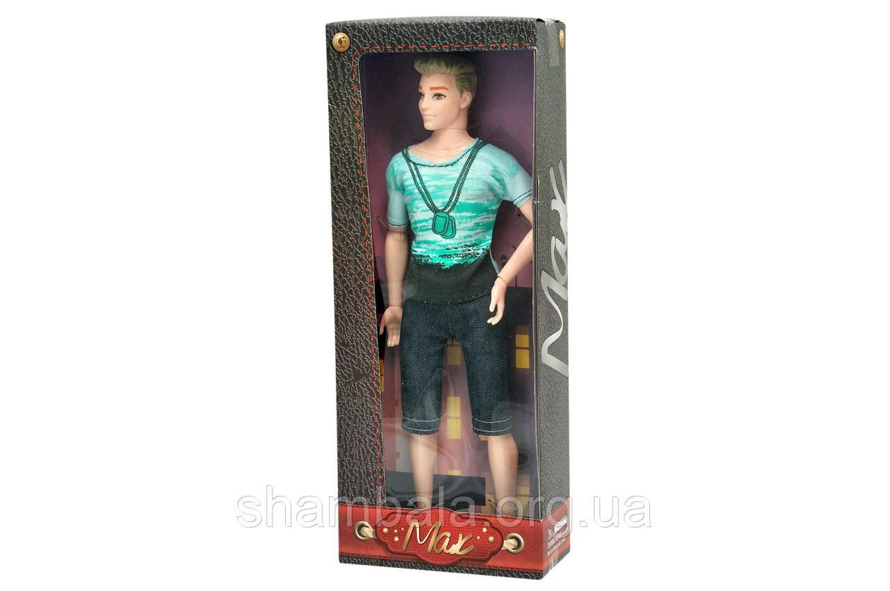 """Кукла ZK """"Макс """" guy 3+ (073590)"""