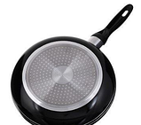 Сковорода Edenberg EB-758 з мармуровим антипригарним покриттям 28 см, фото 3