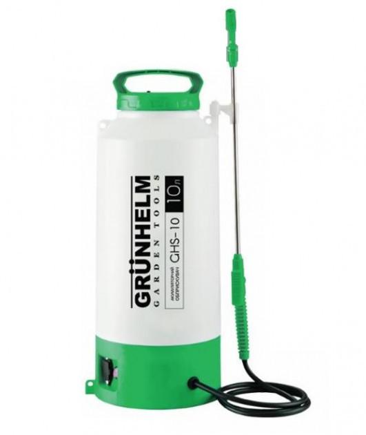 Акумуляторний обприскувач Grunhelm GHS-10 10 л Україна