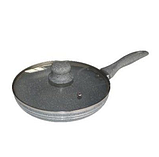 Сковорода Edenberg EB-784 з мармуровим антипригарним покриттям 20 см, фото 2