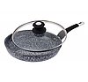 Сковорода Edenberg EB-9167 с двусторонним гранитным покрытием 26 см