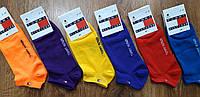 """Чоловічі короткі шкарпетки в стилі """"Tommy Helfiger"""", Туреччина 41-45"""