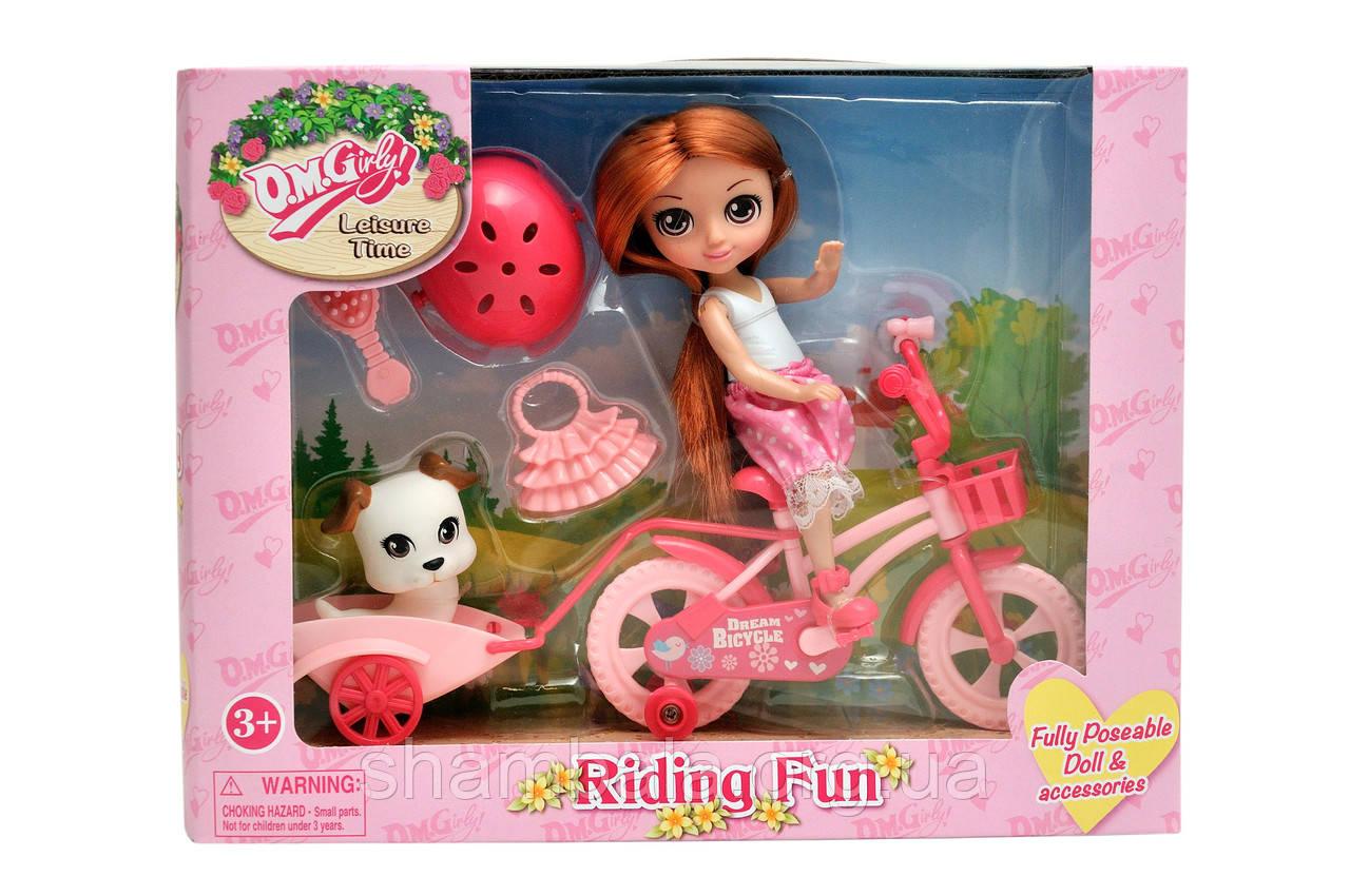 "Куклы Play Smart ""Riding fun"" (068756)"