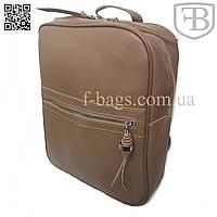 Рюкзак женский, сумка рюкзак женская для девочки из кожзама MUD 42018#