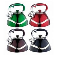 Чайник Edenberg EB-7010 со свистком из нержавеющей стали 3 л | Свистящий металлический чайник, фото 1
