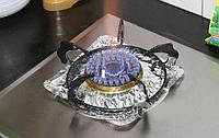 Защитное покрытие из фольги для газовых плит 10шт