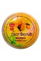 Скраб для лица с экстрактом манго