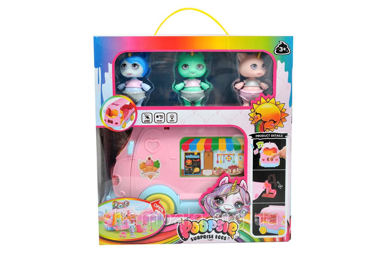"""Игровой набор CH Toys """"Poopsie Surprise eggs"""" (068893)"""